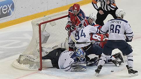 Фавориты вышли синхронно // ЦСКА и СКА закончили четвертьфинальные серии в пятых матчах