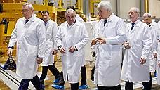 «Роскосмос» пошел по партийной линии