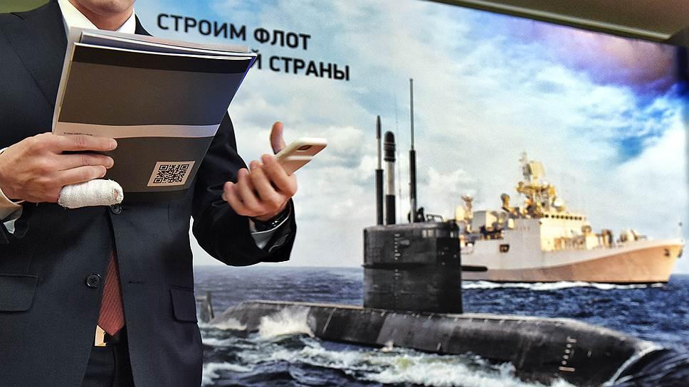 ОСК отчаливает на Балтику