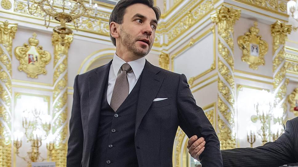 Экс-главу «Открытого правительства» Михаила Абызова вчера обвинили в организации преступного сообщества
