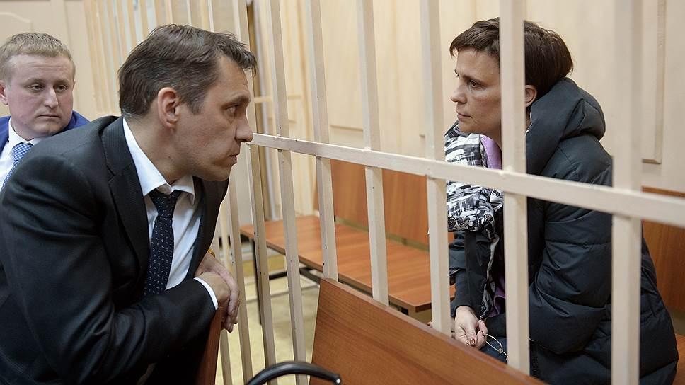 Галина Фрайденберг и Александр Пелипасов были арестованы до 25 мая как участники ОПС