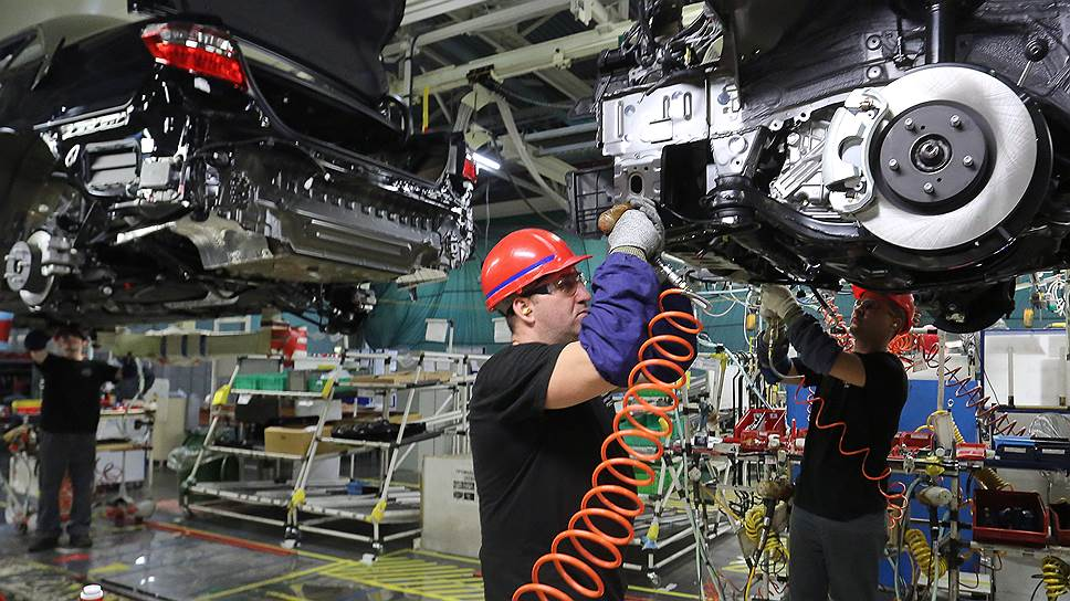 Toyota вписалась в специнвестконтракт
