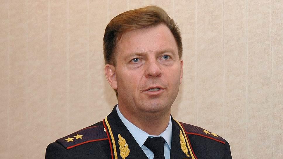 Бывший начальник ГУВД по Калининградской области Евгений Мартынов