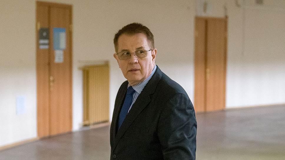 Начальник управления Следственного комитета по Калининградской области Виктор Леденев