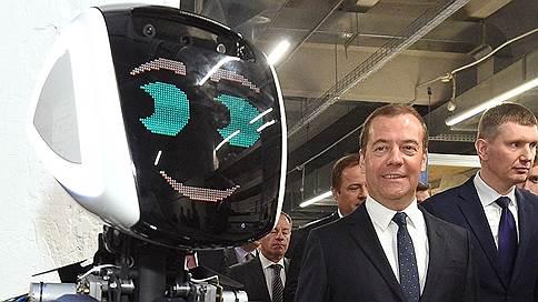 Выросшему малому бизнесу обещан льготный овертайм  / Дмитрий Медведев поговорил с пермским МСП