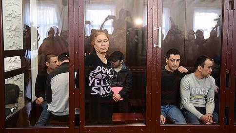 Подсудимые хотят предстать перед камерой  / Обвиняемые в подготовке теракта в петербургском метро настаивают на видеозаписи их показаний