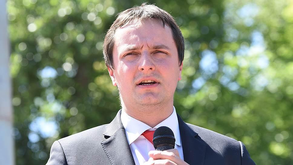 Генеральный директор ПАО «Ил» Алексей Рогозин