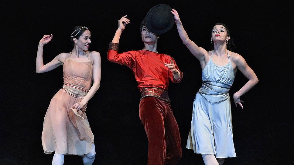 Ким Кимин, антипод Михаила Барышникова, исполнил его роль в американском балете 43-летней давности