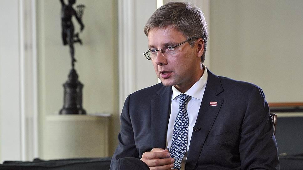 Бывший мэр Риги Нил Ушаков