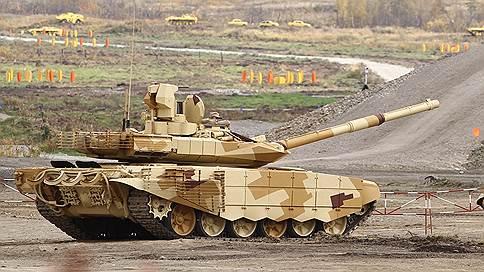 Танки идут Гангом  / Индия может приобрести у России еще несколько сотен Т-90