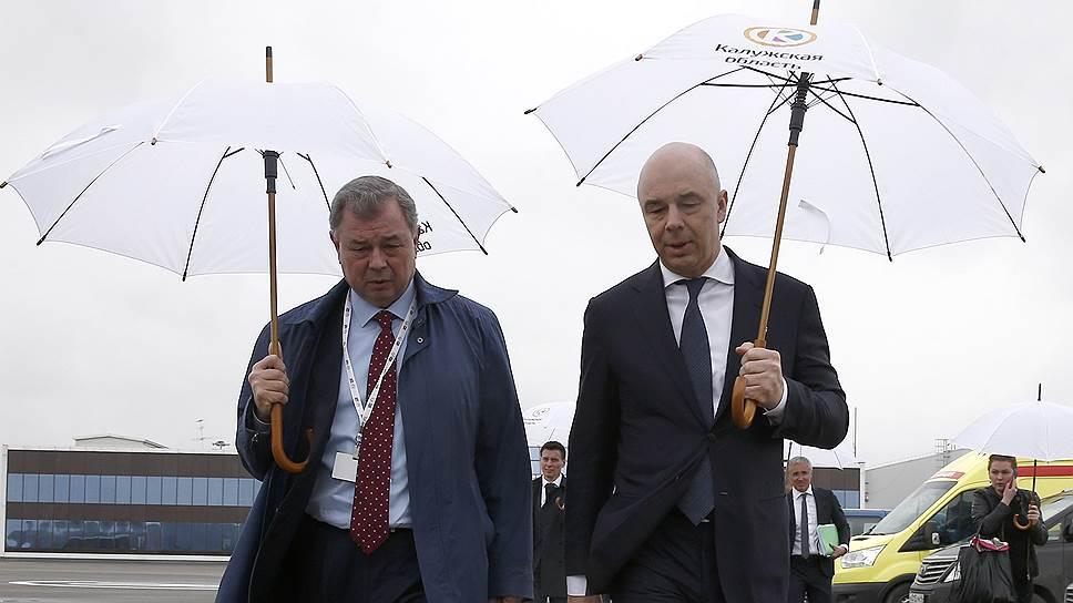 Как Минфин планирует поддерживать нацпроекты и импортозамещение в Калужской области