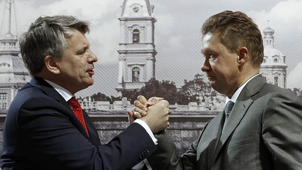 Был, да весь Shell / Без англо-голландской компании крупный проект «Газпрома» на Балтике рискует стать долгостроем
