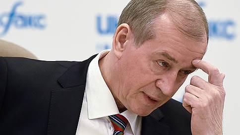 Сергей Левченко зацепился за конкуренцию  / Губернатор-коммунист сделал послание на будущее