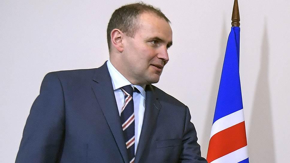Президент Исландии об упорстве и ситуации в Арктике