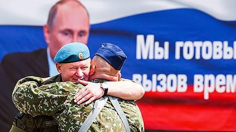 Командующего ВДВ десантировали в Сирию  / Российские силы в республике возглавил Андрей Сердюков