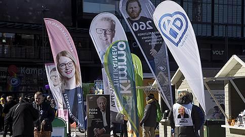Суоми мы не местные // Финны голосуют против иммигрантов