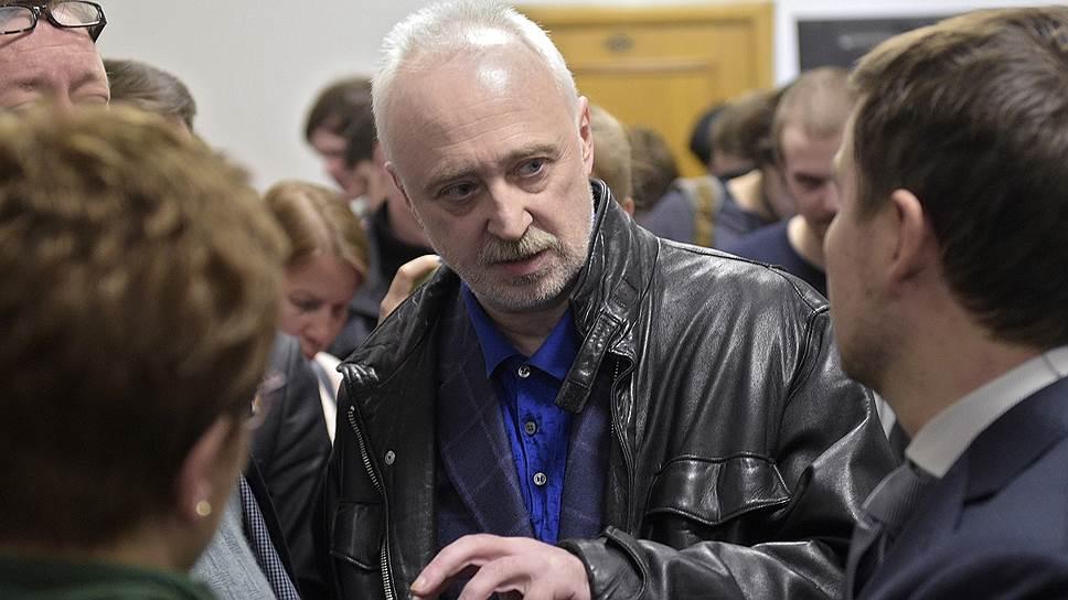 Бывший глава государственной корпорации «Роснано» Леонид Меламед