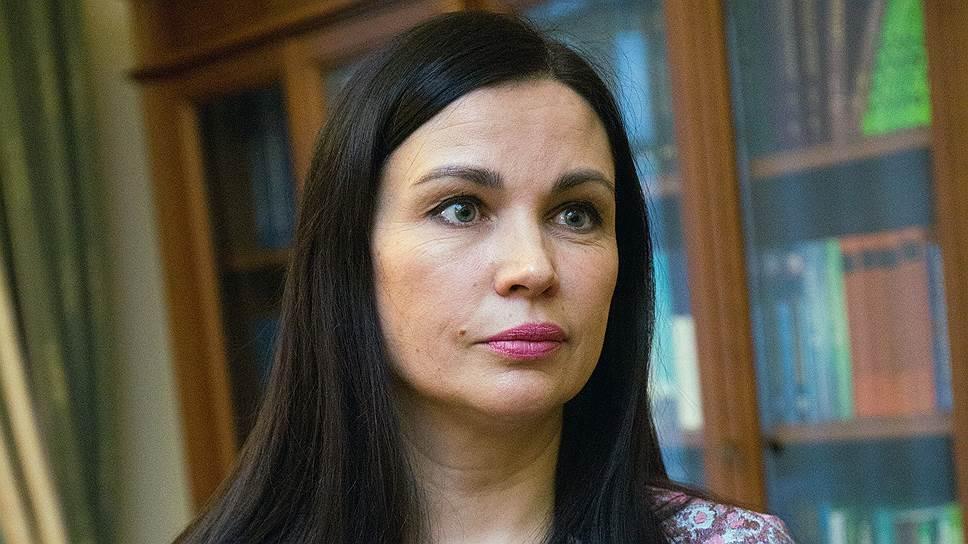 Начальник главного управления МВД РФ по вопросам миграции Валентина Казакова