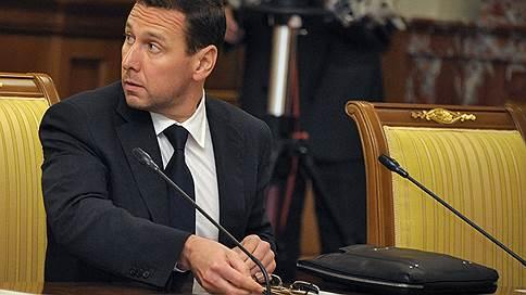 У приграничного сотрудничества меняется руководитель  / Олег Говорун уходит из администрации президента