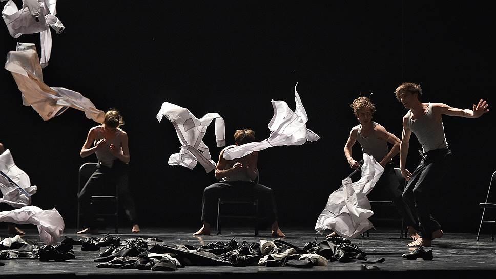 «Минус 16» обнажил проблему конкурентоспособности сегодняшних постановок в сравнении с классикой современного танца