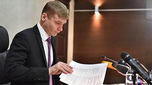 Валентину Коновалову добавили напряжения  / Главе Хакасии не удалось договориться с энергетиками