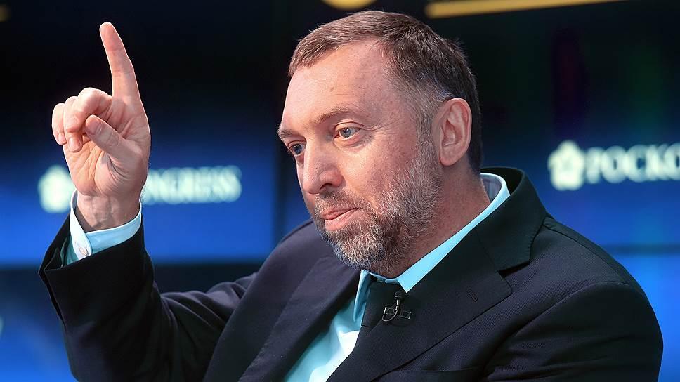 В попытках спасти группу ГАЗ Олег Дерипаска пытается апеллировать и к правительству России, и к властям США