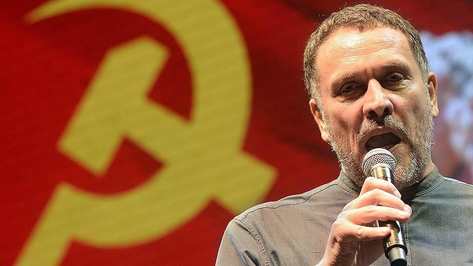 Коммунизм в лице Максима Шевченко готовится к победе на Дальнем Востоке