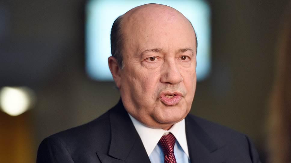 Президент Российского совета по международным делам Игорь Иванов
