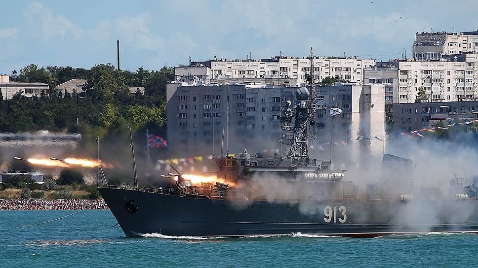 Моряки Черноморского флота посчитали, что отправлялись в Сирию на «Ковровце» в командировку, однако суд с ними не согласился