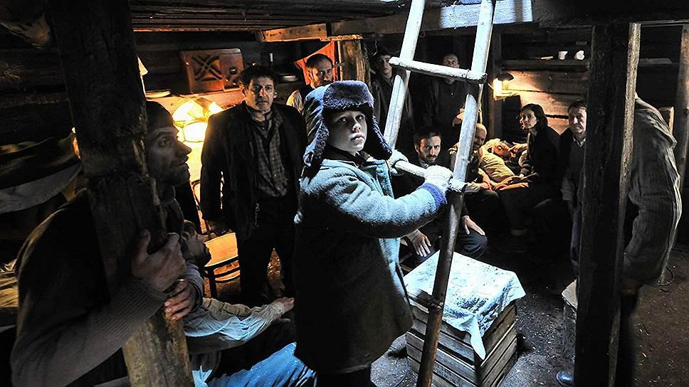 «Отец Ночь» Дависа Симаниса — первый фильм о холокосте, снятый в Латвии