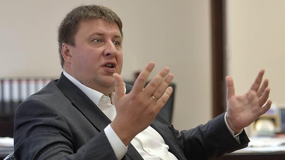 Гендиректор ОАО МТТ Евгений Васильев