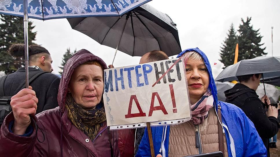 Кто заработает на законе о «суверенном рунете»