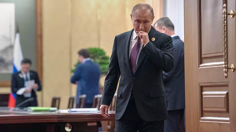 Собор Пекинской Альма-матери / Как Владимир Путин в мантию оделся и потом разоблачился