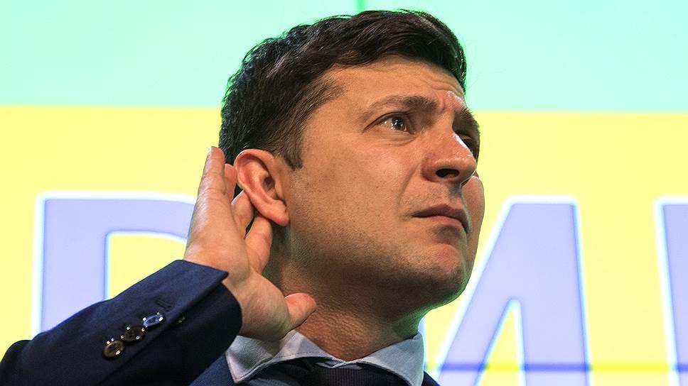 Расслышав в заявлениях российского президента скрытые угрозы, Владимир Зеленский предупредил, что «Украина не откажется от своей миссии служить примером демократии для постсоветских стран»
