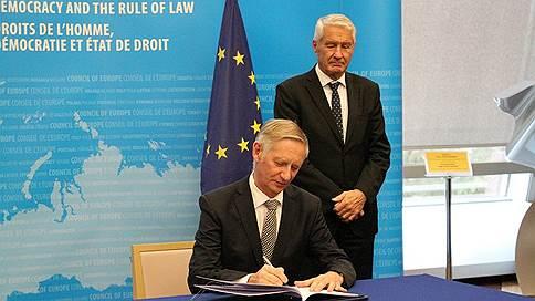Россия рассматривает виды исключения  / Она готова прекратить сотрудничество с Советом Европы