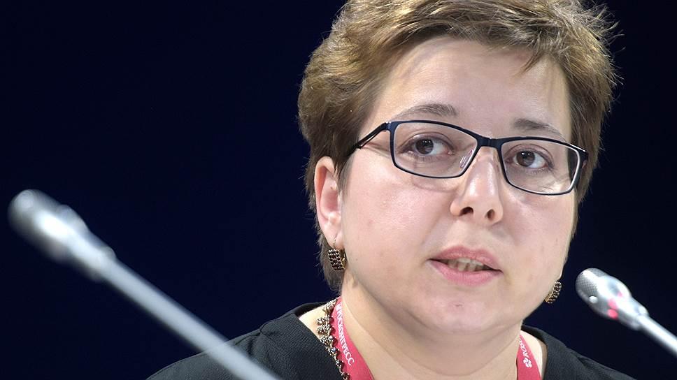 Нюта Федермессер о программе паллиативной помощи «Регион заботы»