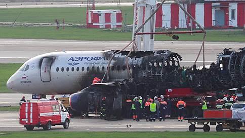 Разбор посадки  / Следствие рассматривает все версии трагедии в Шереметьево
