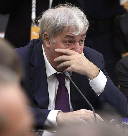 Бизнесмен Михаил Гуцериев