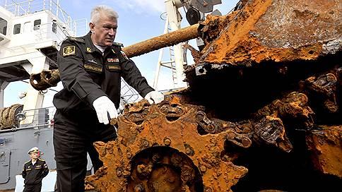 Флоту сменили командующего  / Владимира Королева на этом посту сменил Николай Евменов