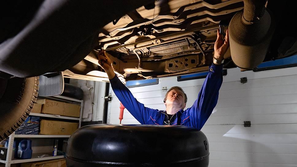 Самое популярное изменение конструкции машины — перевод двигателя на газовое оборудование