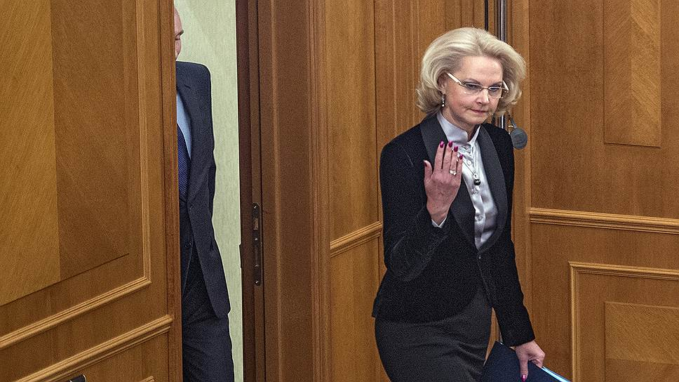 Старший по парадному подъезду / Татьяна Голикова теперь отвечает почти за половину национальных целей развития