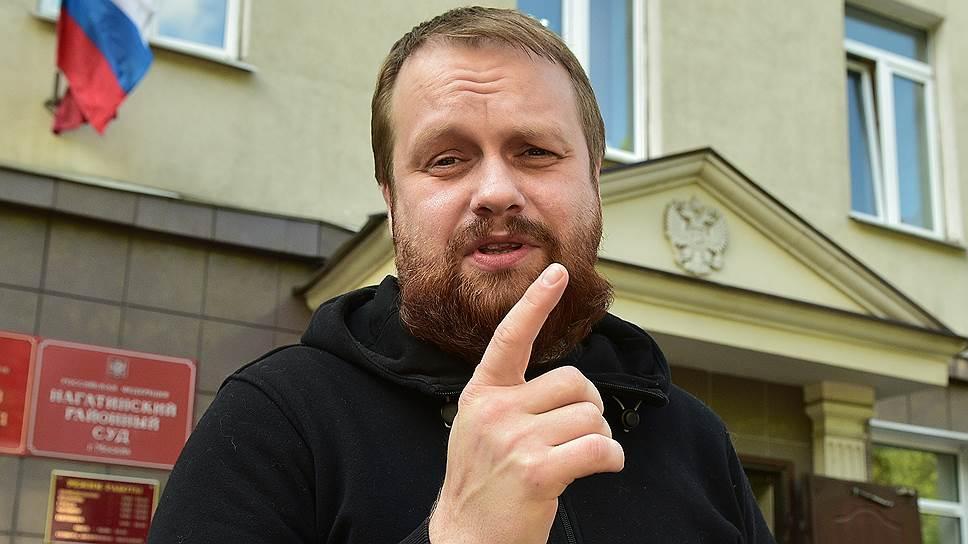 И. о. главы Барвихи Дмитрий Демушкин