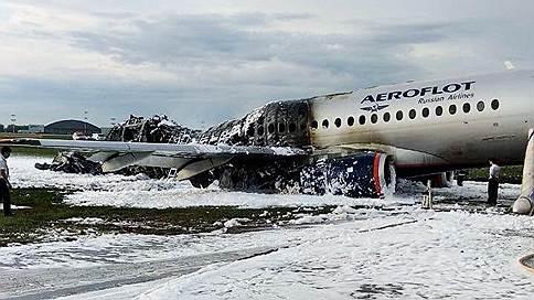 SSJ торопился к земле // Эксперты рассмотрели возможные ошибки пилотов лайнера