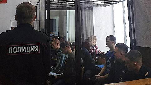 Анархистам назначили лидеров // Пензенское дело Сети дошло до суда