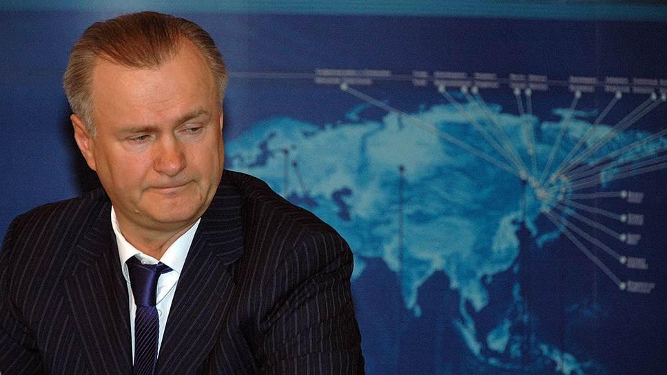 Бывший владелец банка «Агросоюз» Андрей Шляховой