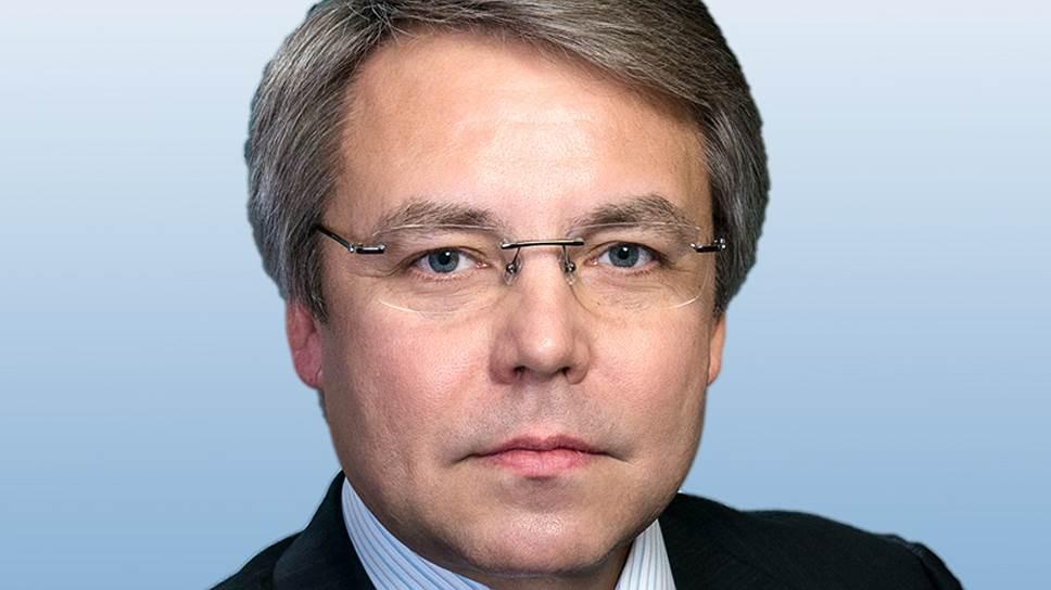 Заместитель главы Росрезерва Александр Кирюхин