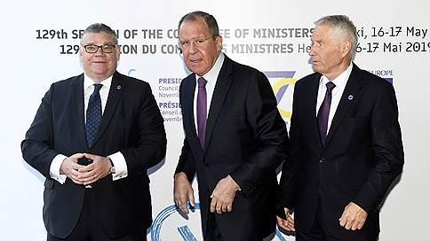 У России прорезается право голоса в ПАСЕ // Комитет министров выступил с примирительным заявлением