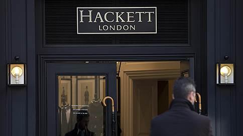 Hackett не побоялся кризиса // Британский бренд хочет закрепиться в России