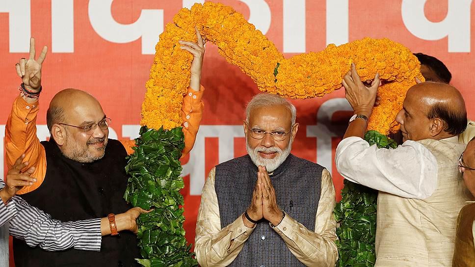 Каковы итоги парламентских выборов в Индии