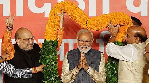 Индия выбрала модификацию // Партия премьер-министра Моди одержала «историческую победу» на выборах